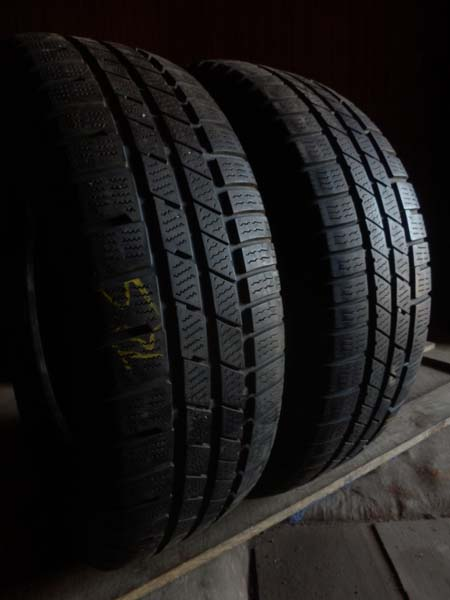 Continental CrossContactWinter 215/70R 16