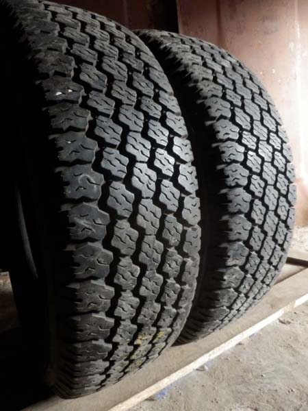 Fulda Tramp 4*4 Mix 205/70R 15
