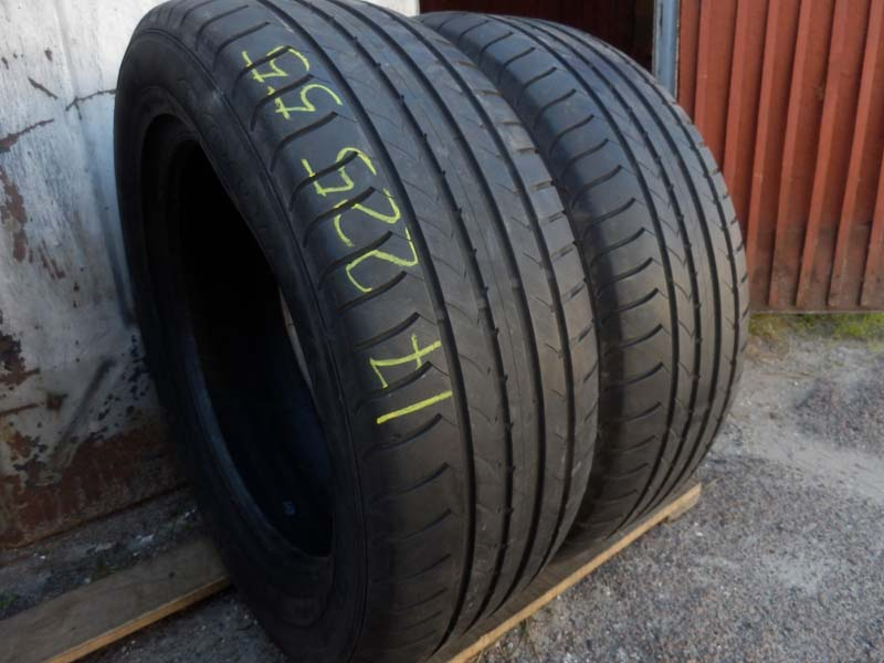 бу колеса, фото б/у GoodYear Efficient Grip, шины б у R 17 фото