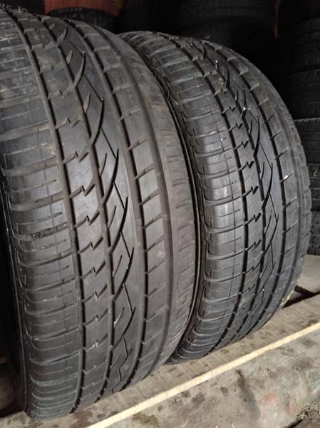 Continental CrossContact UHP 235/45R 19