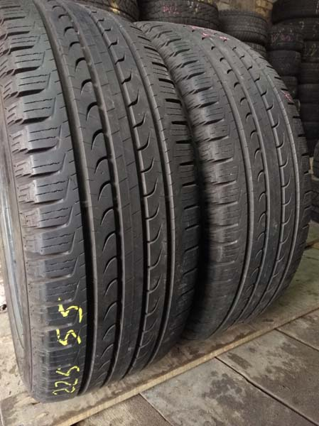 Goodyear Efficient Grip 225/55R 18