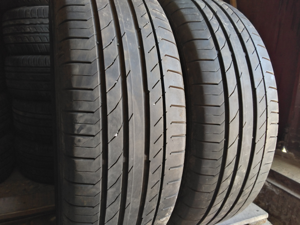 Continental ContiSportContact 5 225/60R 18
