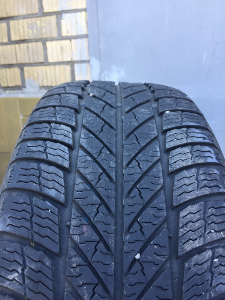 Gislaved Euro Frost 5 215/55R 16