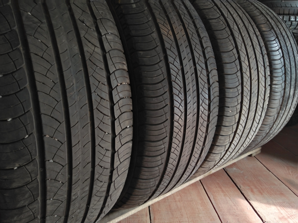 Michelin Latitude Tour HP 255/55R 19