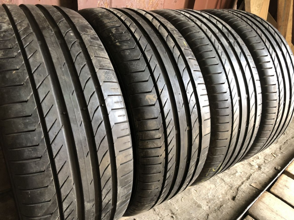 Continental Conti SportContact 5. 235/45R 19