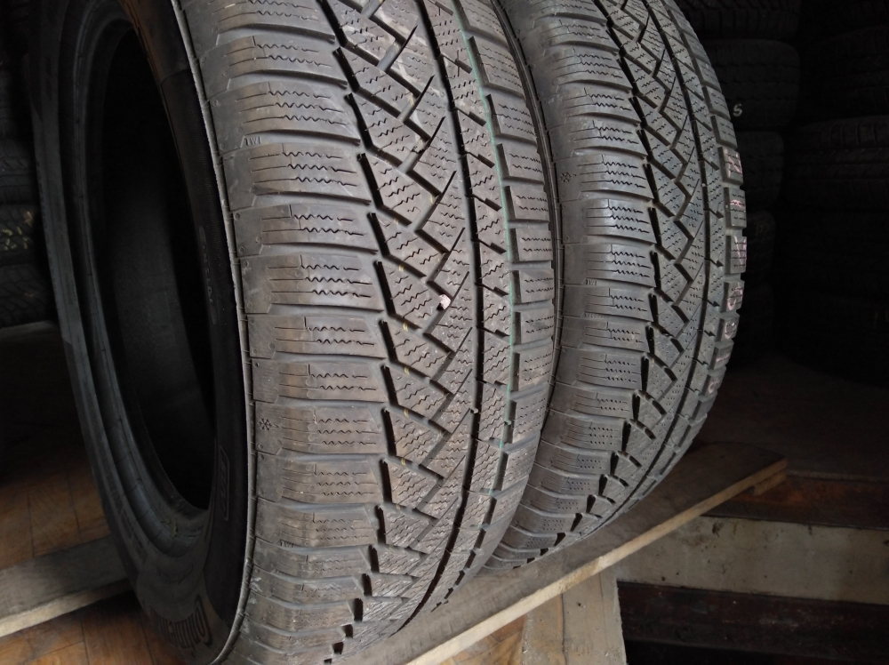 Continental WinterContact TS 850 215/65R 16