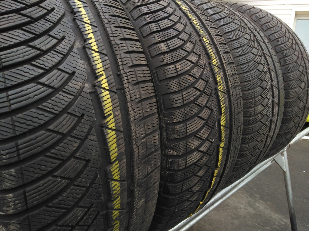 Michelin Pilot Alpin PA 4 245/55R 17
