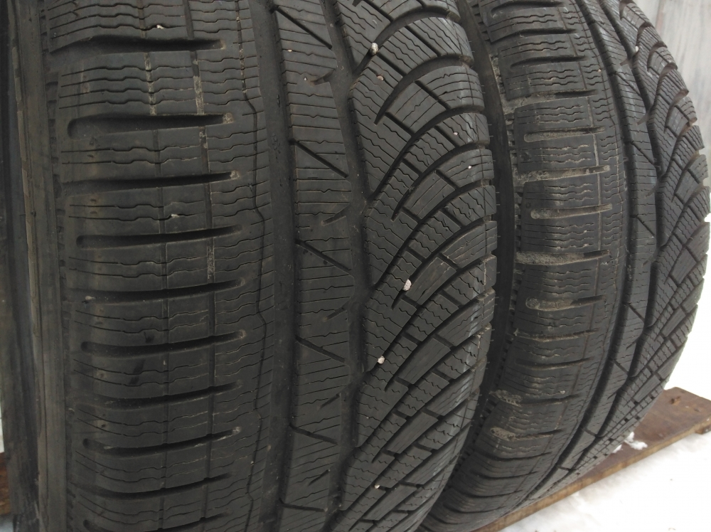 Michelin Pilot Alpin 245/50R 18