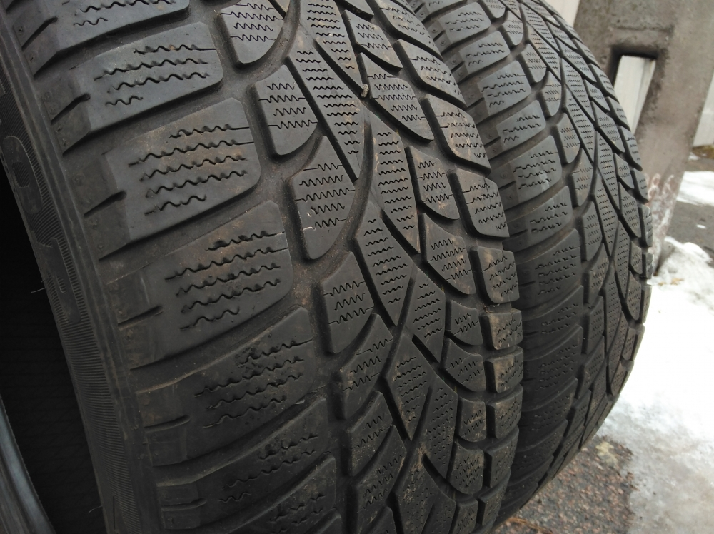 Dunlop SP WinterSport 3D 245/50R 18