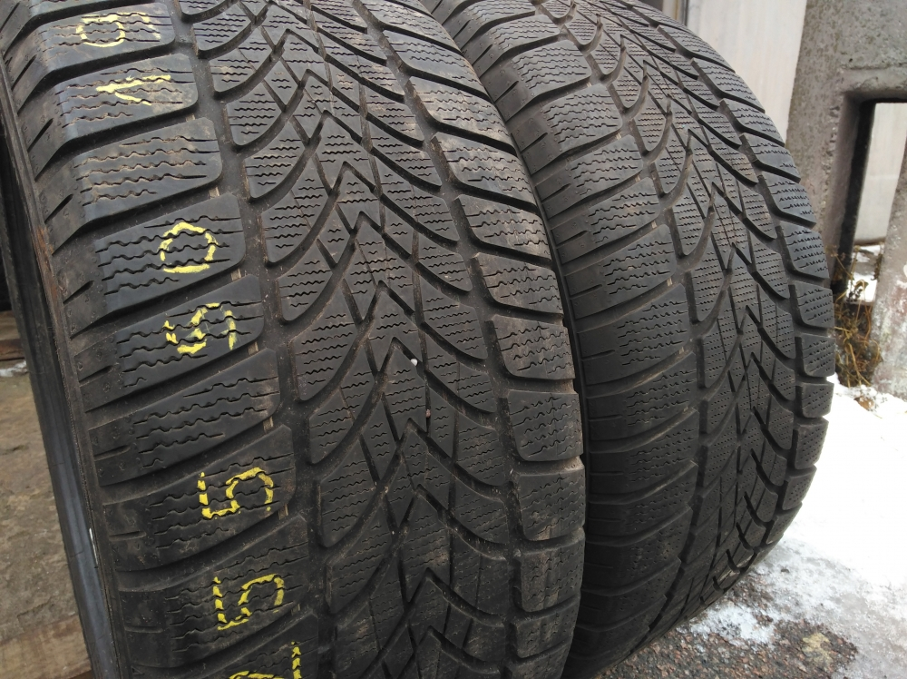 Dunlop Sp Winter Sport 4D 255/50R 19