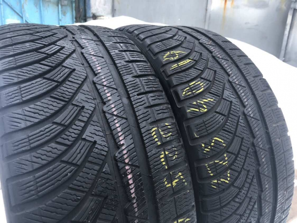 Michelin Pilot Alpin PA 4 225/40R 19