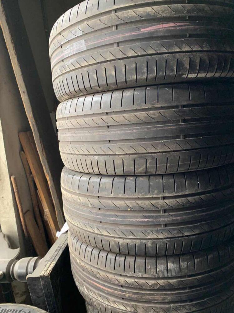 Continental ContiSportContact 5 255/50R 20