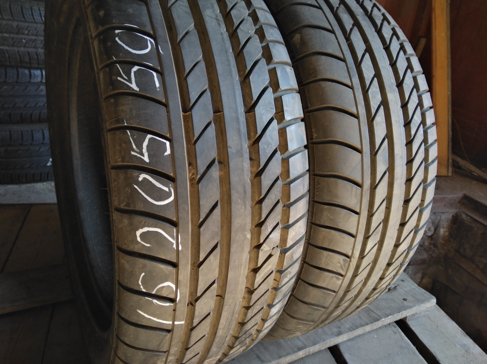 Continental ContiSportContact 205/50R 16