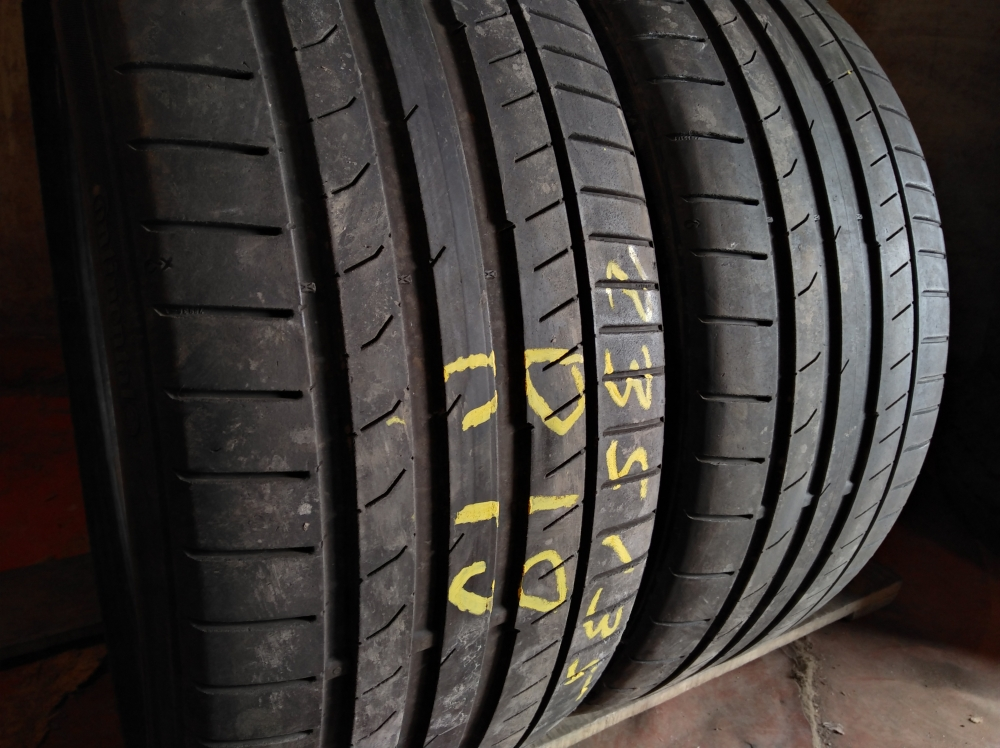 Continental Conti Sport Contact 5 235/35R 19
