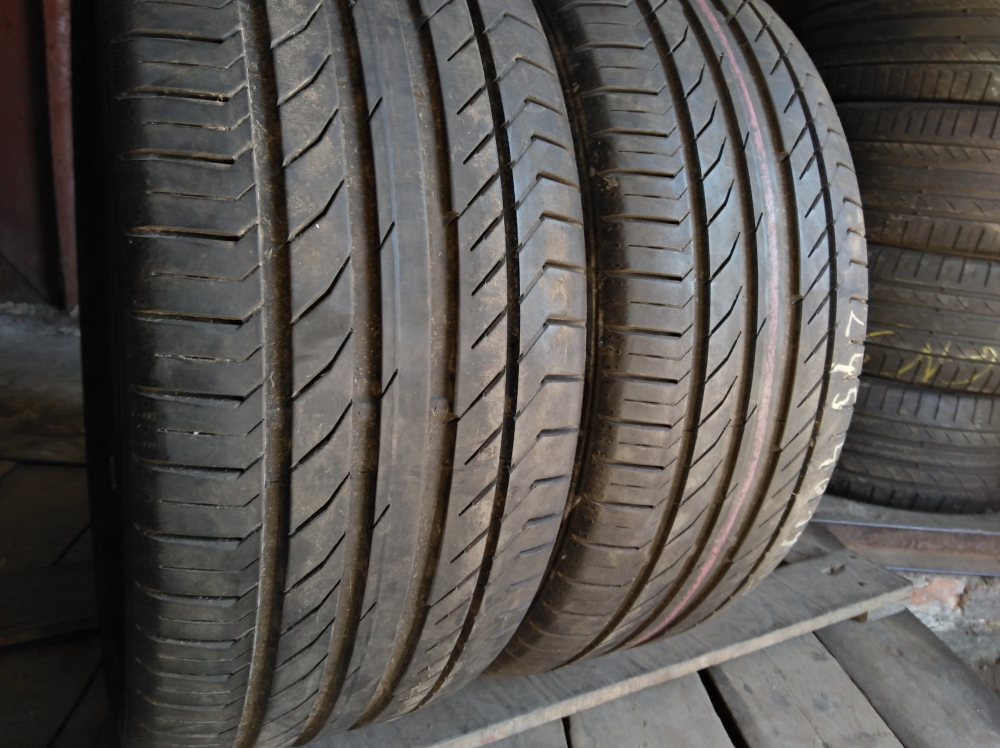 Continental ContiSportContact 5P 245/40R 19
