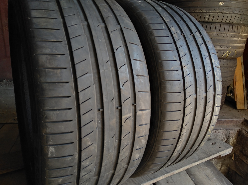 Continental ContiSportContact 5P 255/35R 19