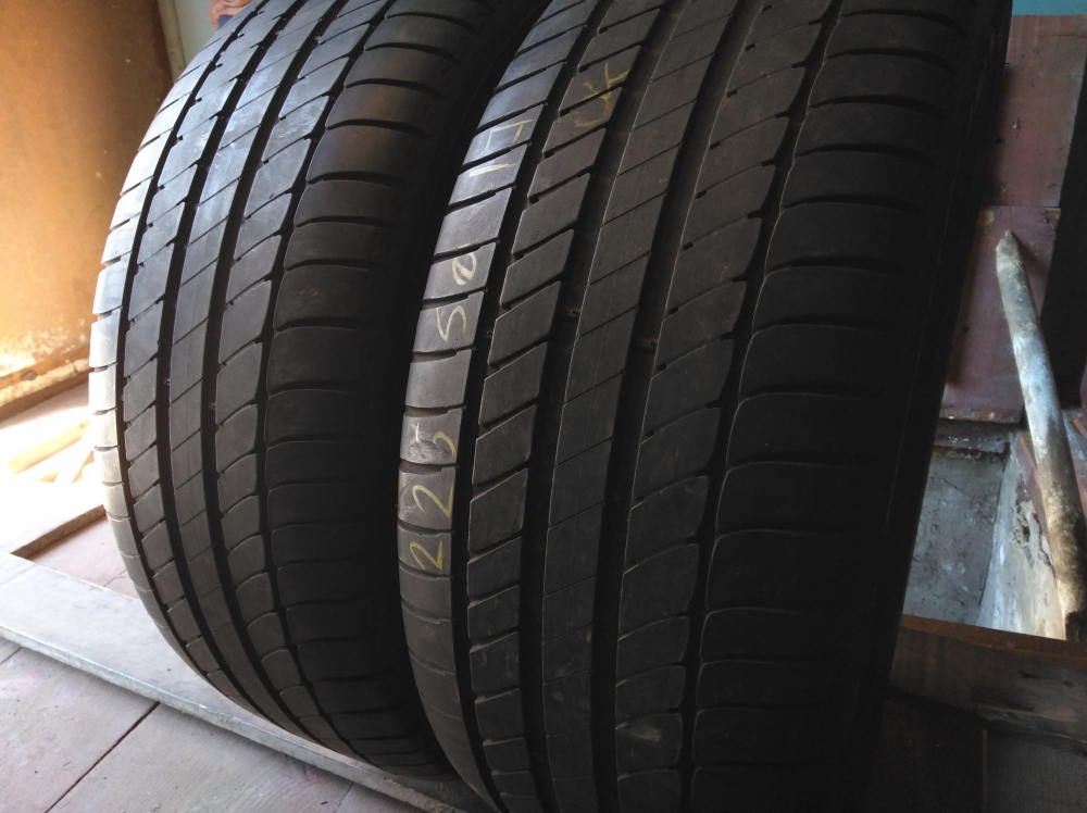 Michelin Primacy HP 225/60R 17