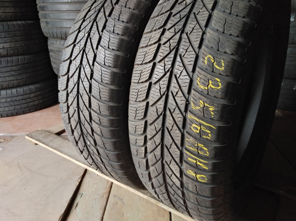 Gislaved Euro Frost 5 235/60R 18