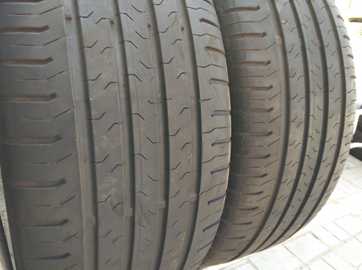 Continental ContiEcoContact  5 225/50R 17
