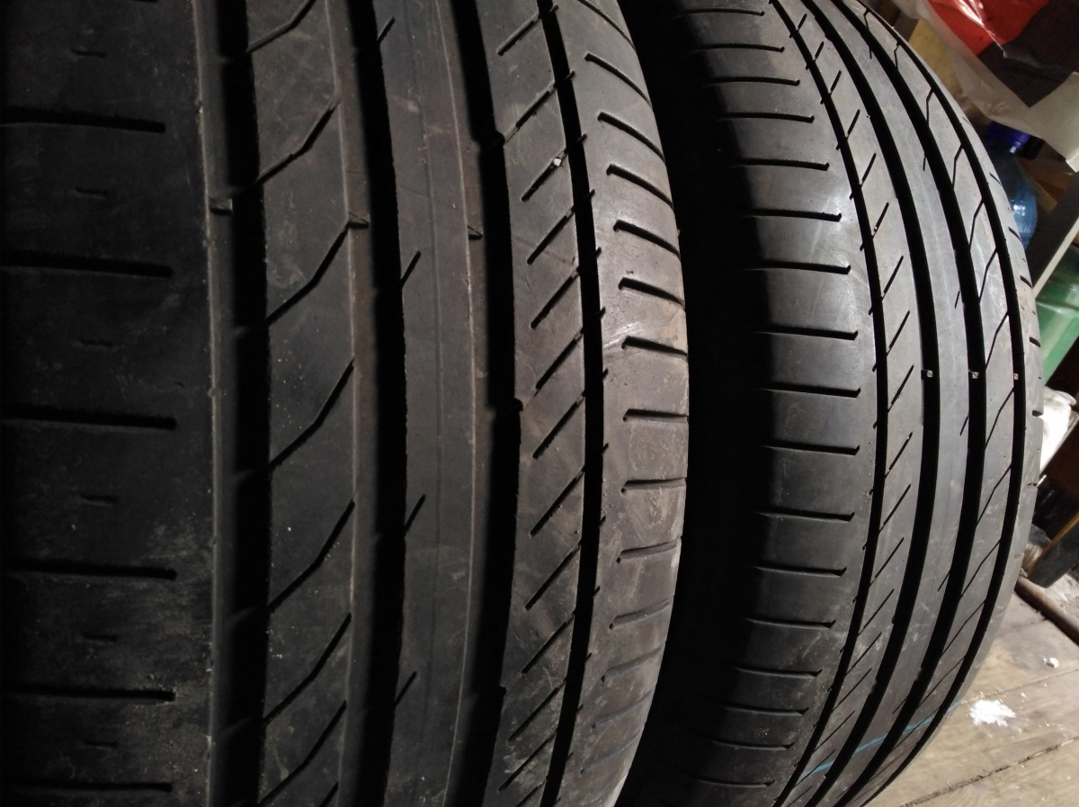 Continental Conti Sport Contact 5 245/50R 18