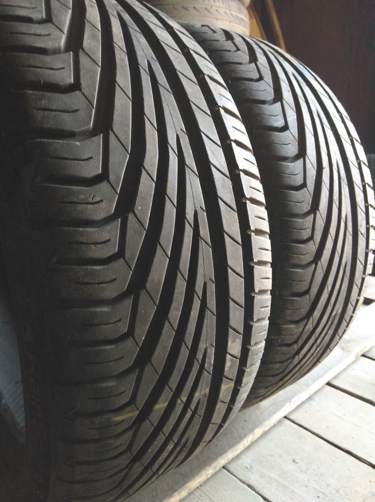 Uniroyal RainSport 3 215/45R 17