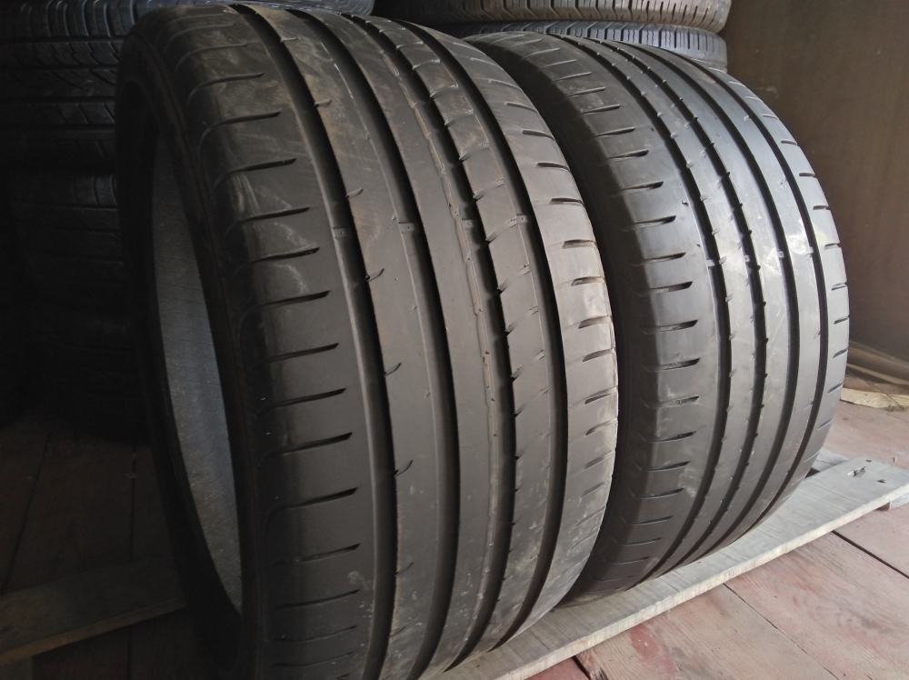 GoodYear Eagle F1 asymmetric 2 265/35R 18