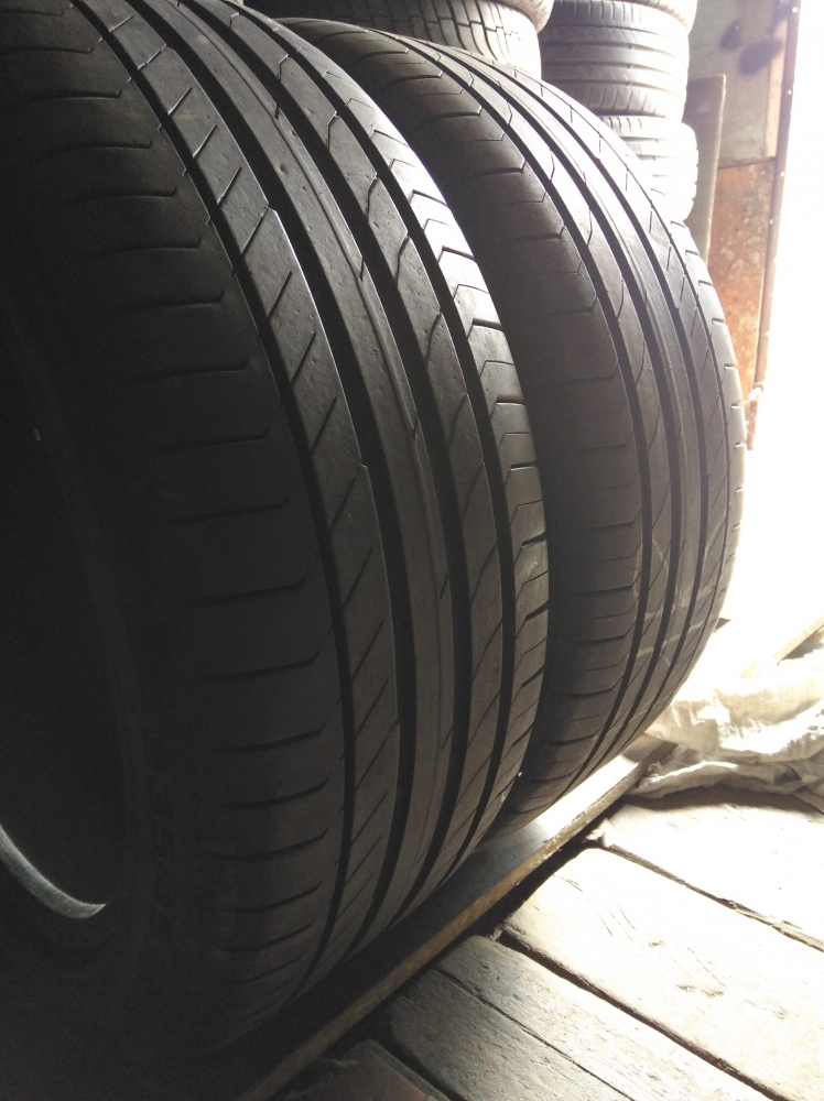 Continental Conti Sport    Contact 5. 235/45R 19
