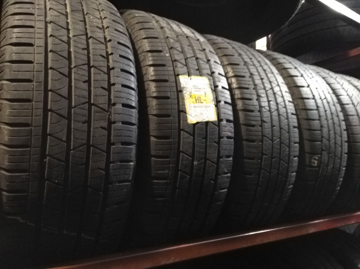 Continental Cross Contact LX 215/65R 16