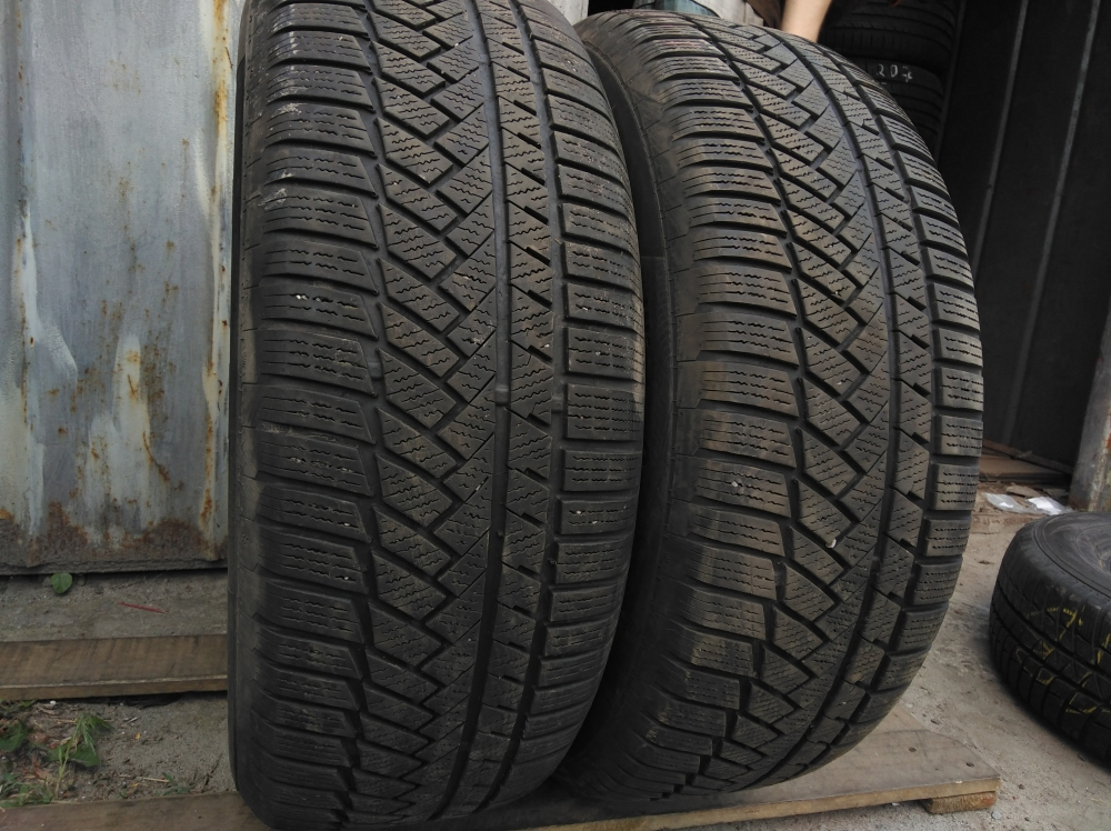 Continental ContiWinterContact TS 850 P 255/60R 18