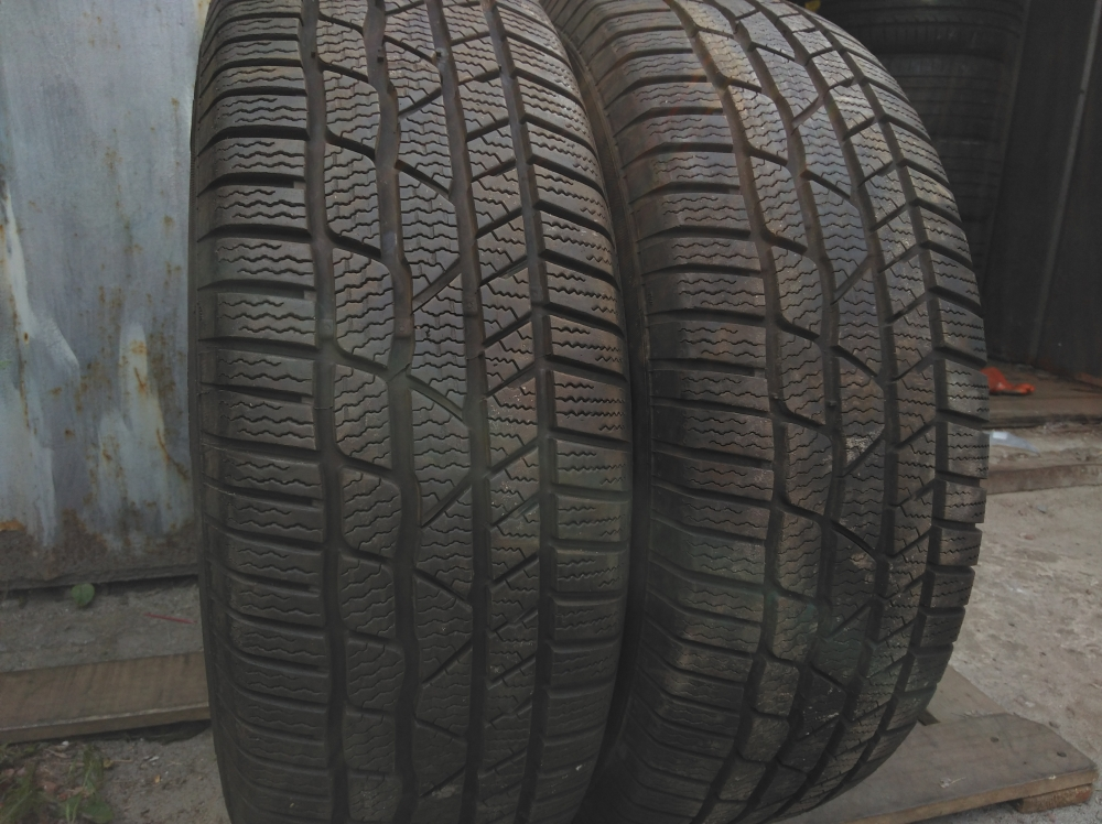 Continental Contiwintercontact TS 850T 215/60R 17