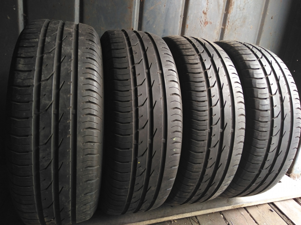 Continental ContiPremiumContact 2 205/65R 15