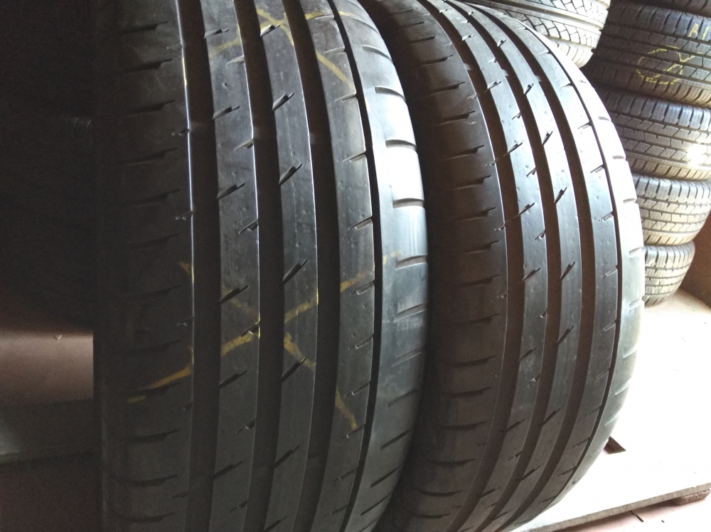Continental ContiSportContact 3. 225/50R 17