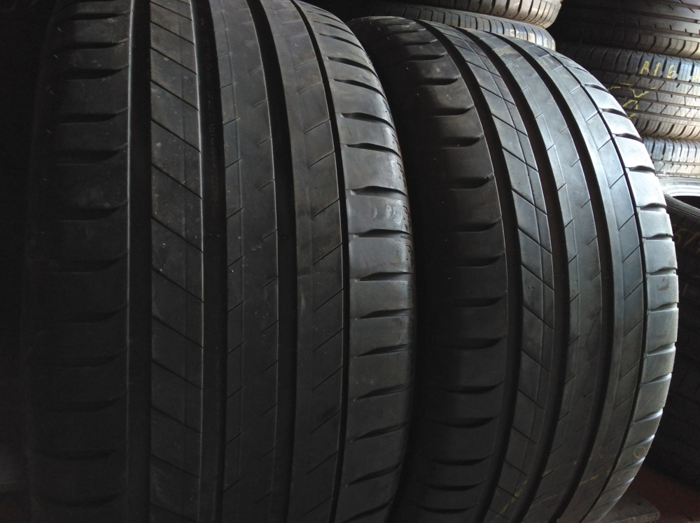 Michelin Latitude Sport 3 265/50R 19