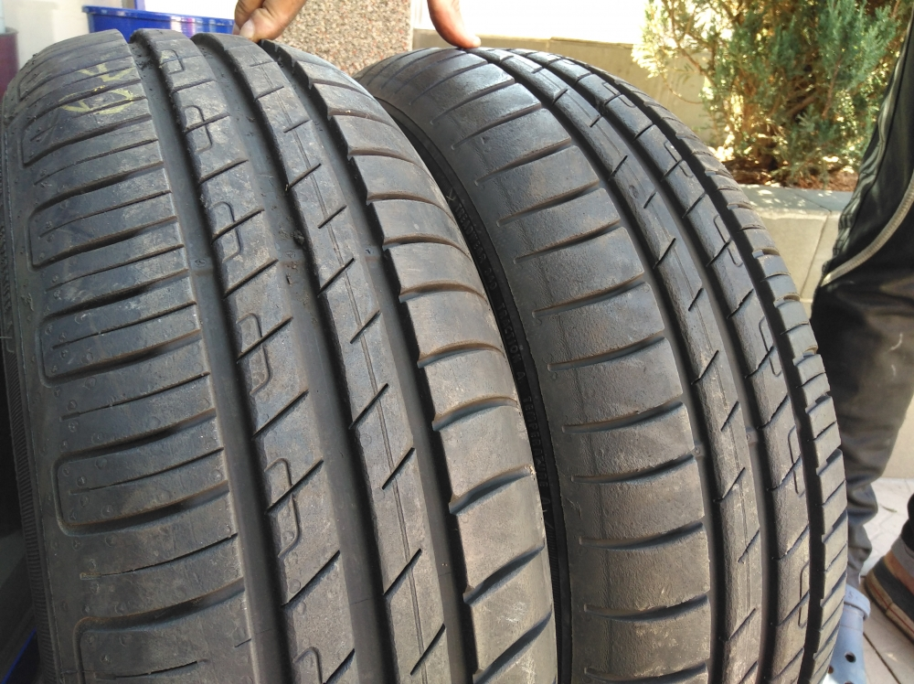 GoodYear Efficient Grip Performance 185/65R 15
