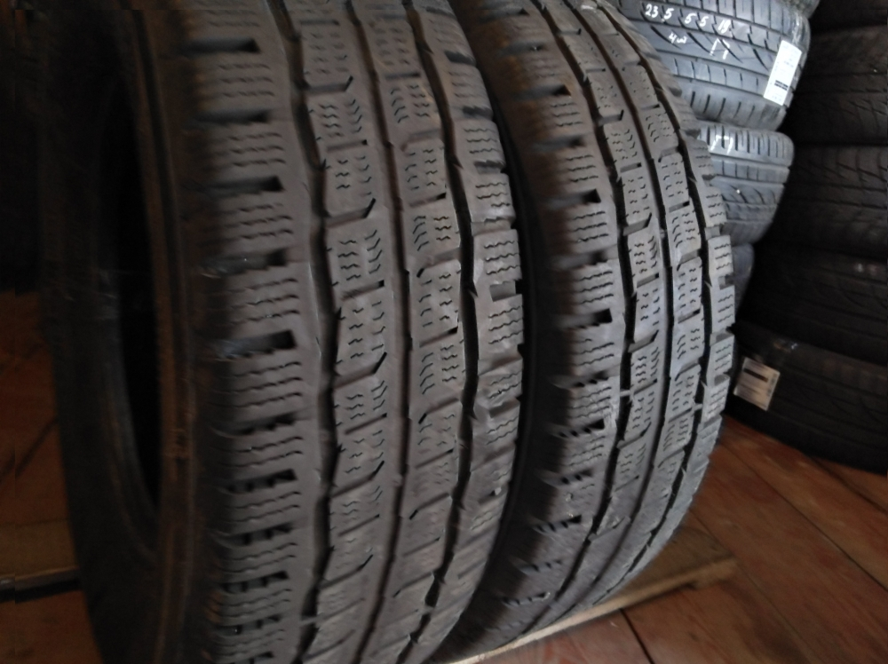 Kumho Winter Portran CW 51 225/75R 16C
