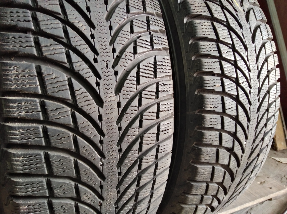 Michelin Latitude Alpin LA2. 235/65R 17
