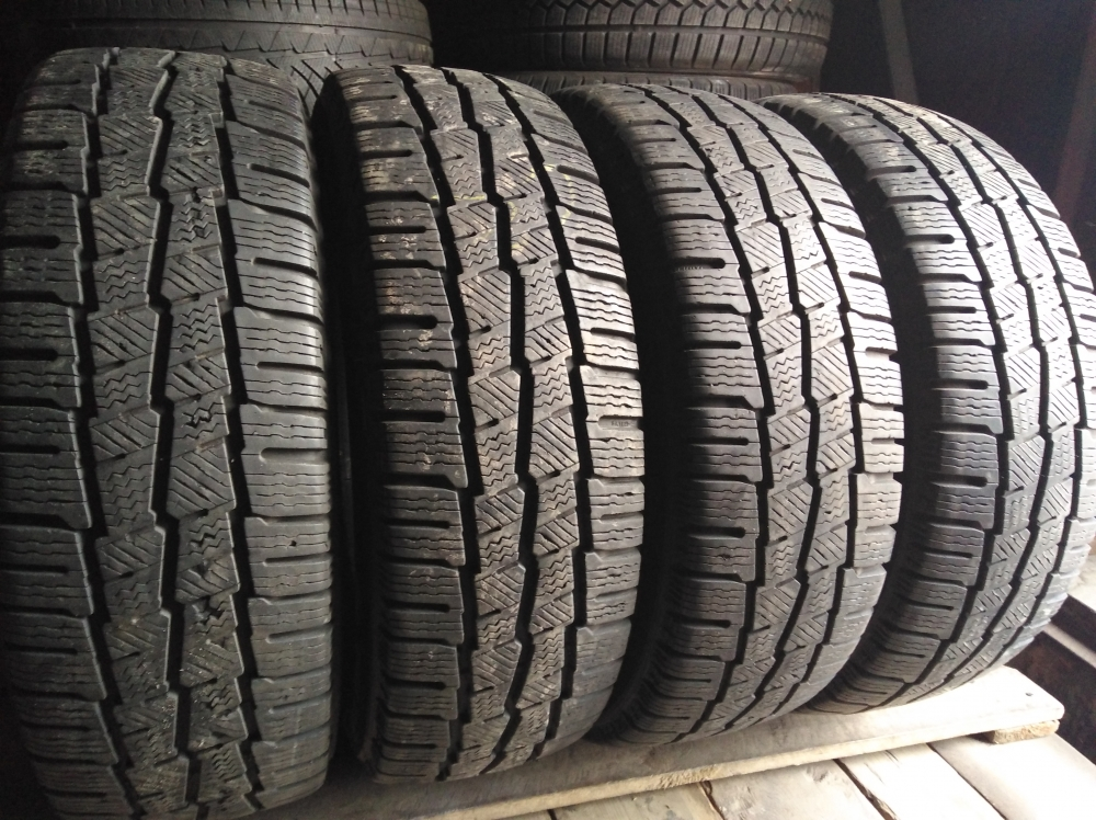 Michelin Agilis Alpin 195/70R 15C