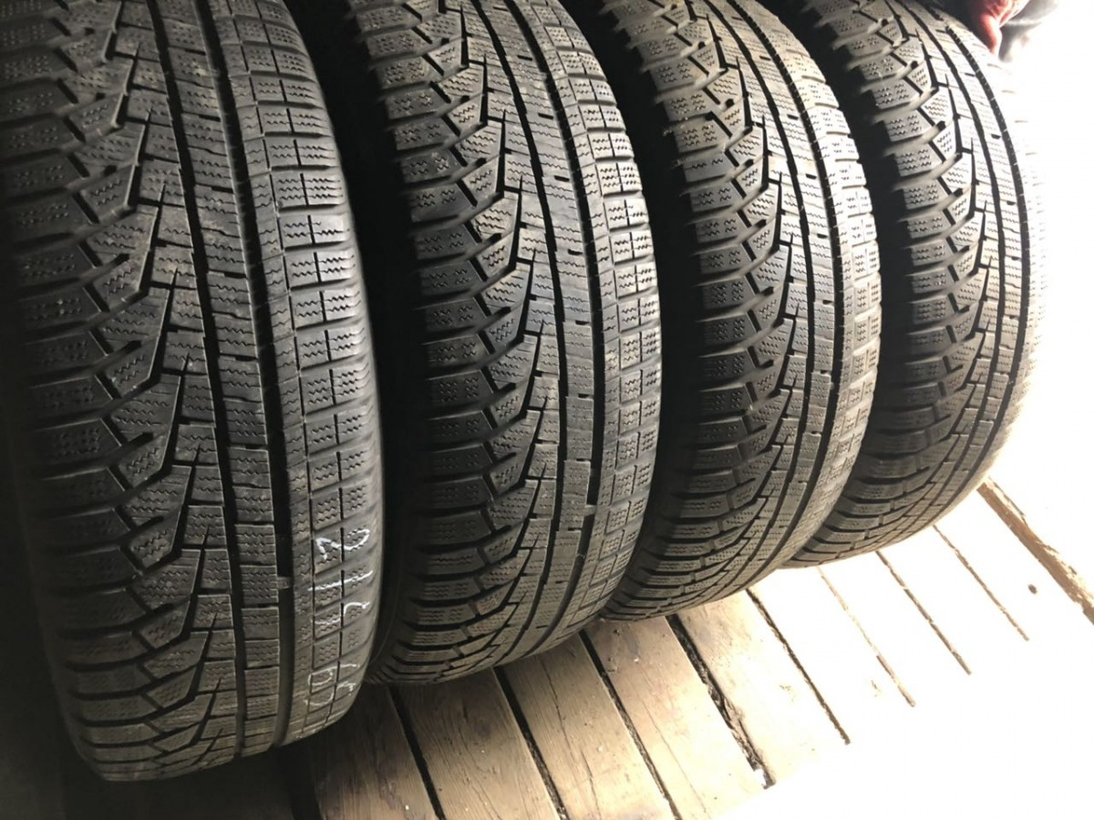 Hankook Winter I cept evo 2 215/65R 16