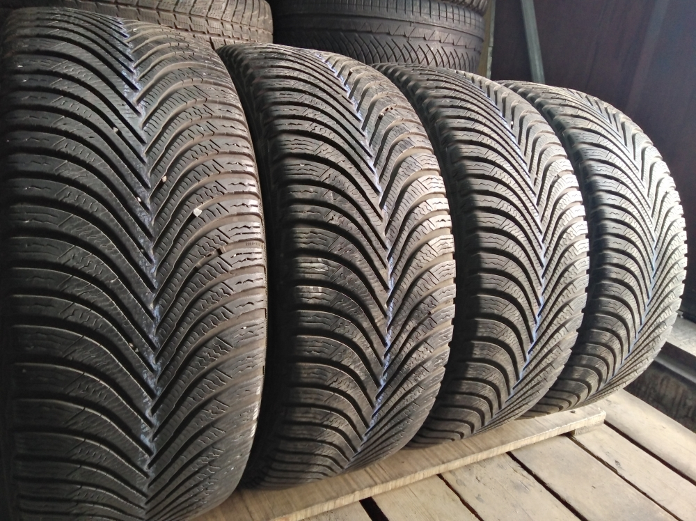 Michelin Alpin 5 225/45R 17