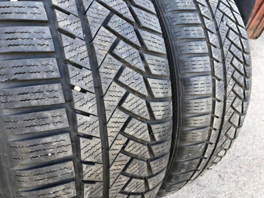 Continental ContiWinterContact TS 850p 235/50R 18