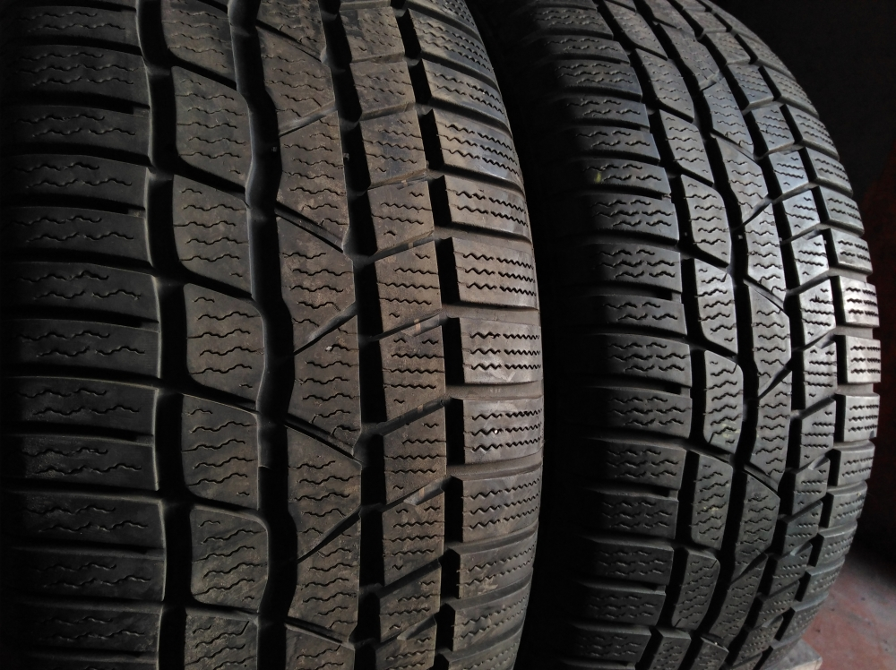 Continental WinterContact TS 850p 225/55R 17