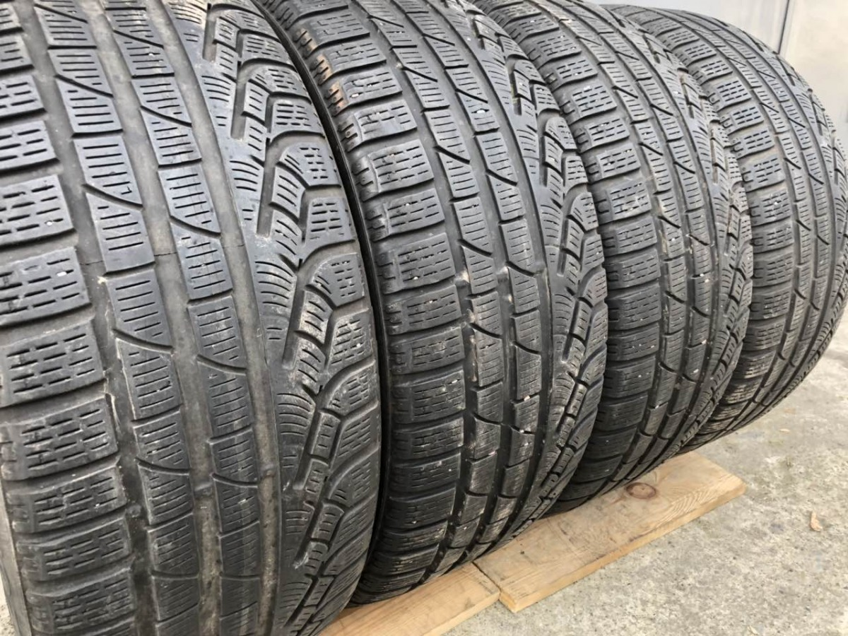 Pirelli Scorpion Winter 240 seria ІІ 235/45R 18