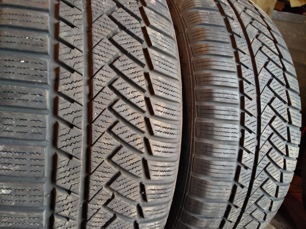 Continental Winter Contact TS 850p 255/50R 19