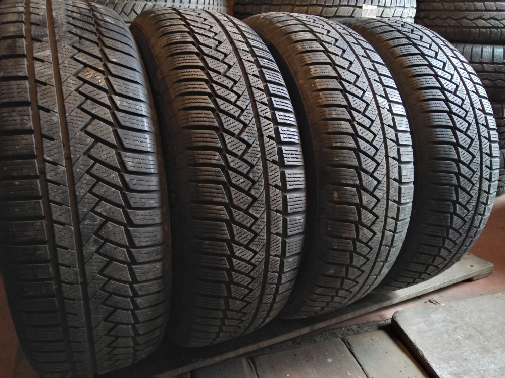 Continental Contі Winter Contact 850 P 225/65R 17