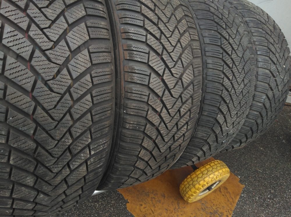 Continental WinterContact TS 850p. 225/55R 17