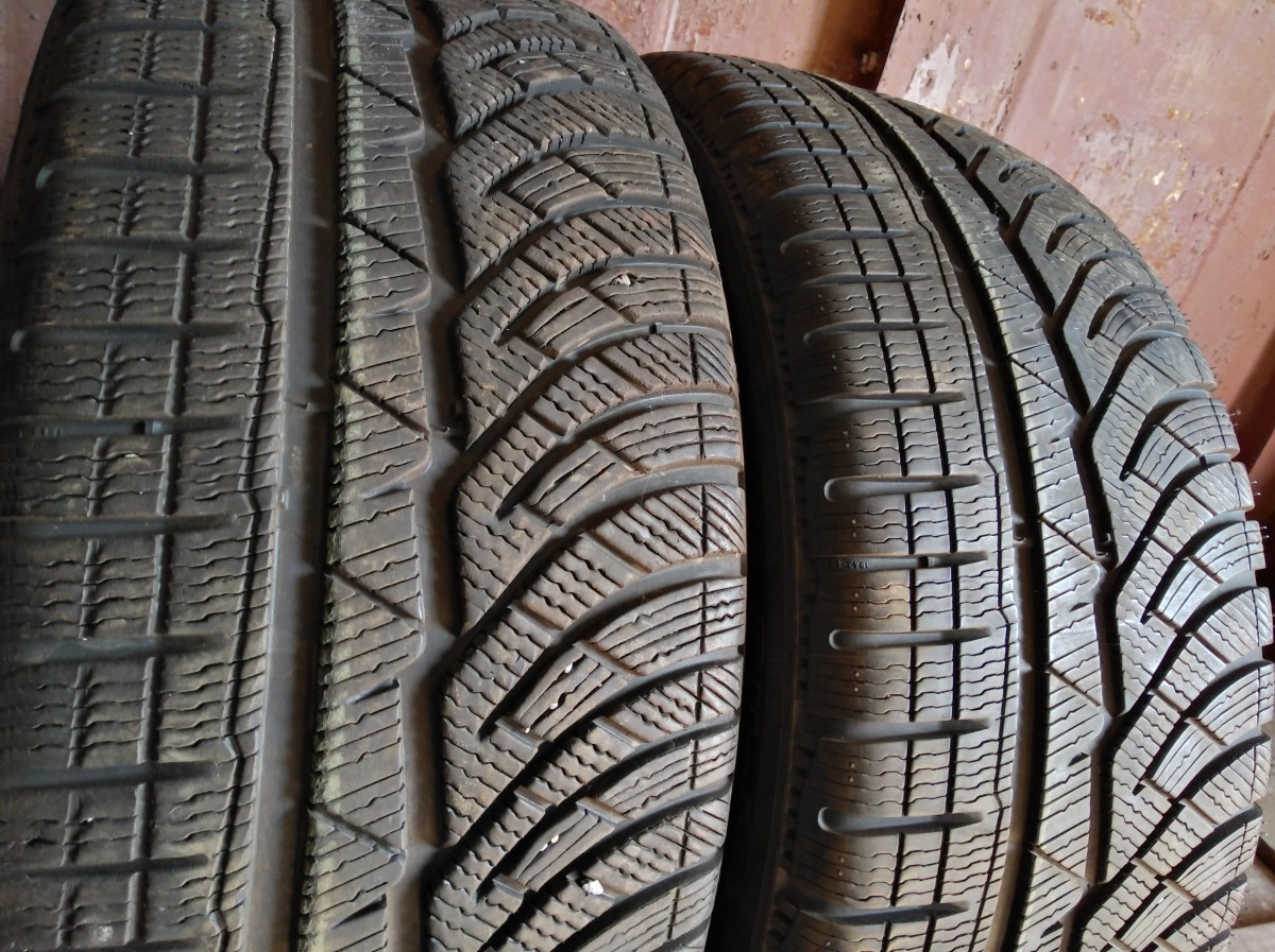 Michelin Pilot Alpin PA 4 245/45R 18