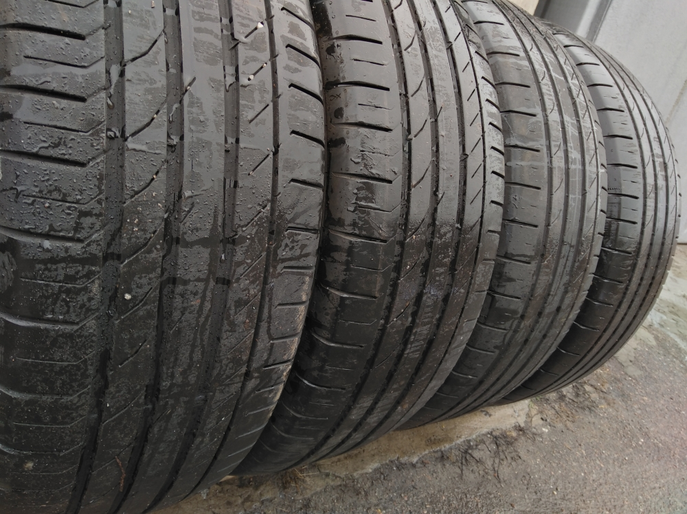 Continental ContiSportContact 5. 225/60R 18