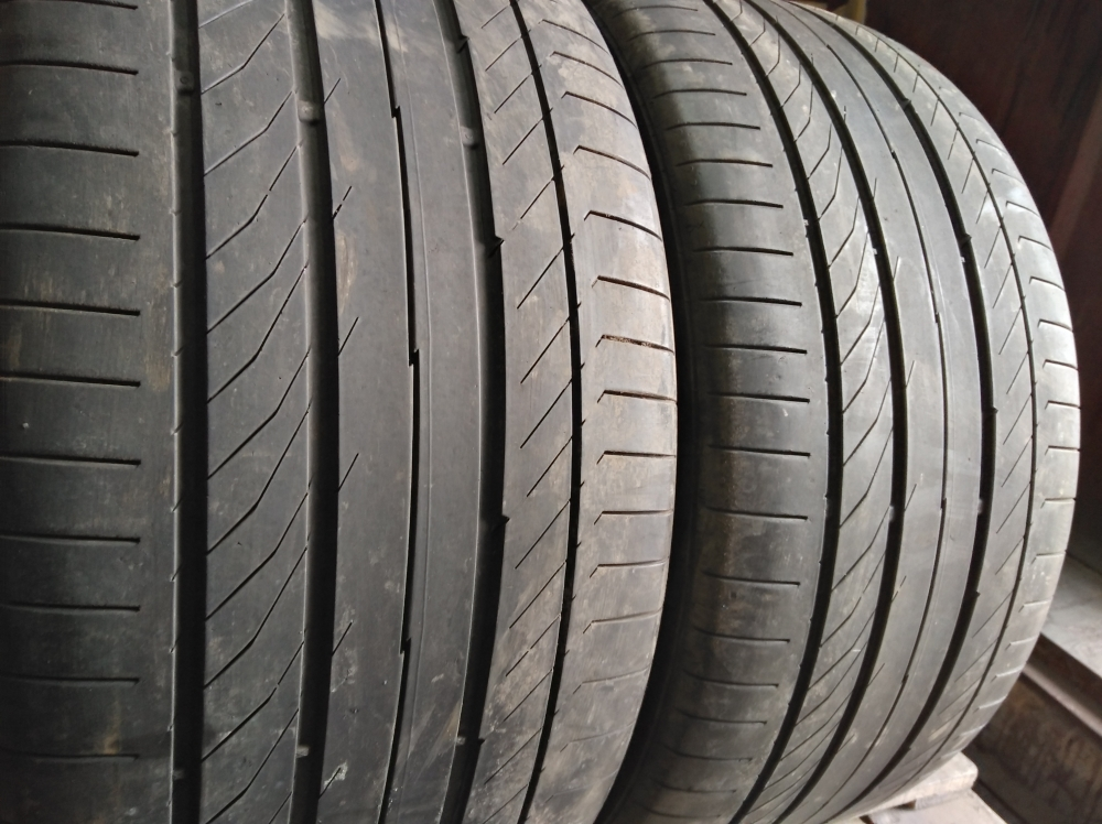 Continental ContiSportContact 5p 295/35R 21