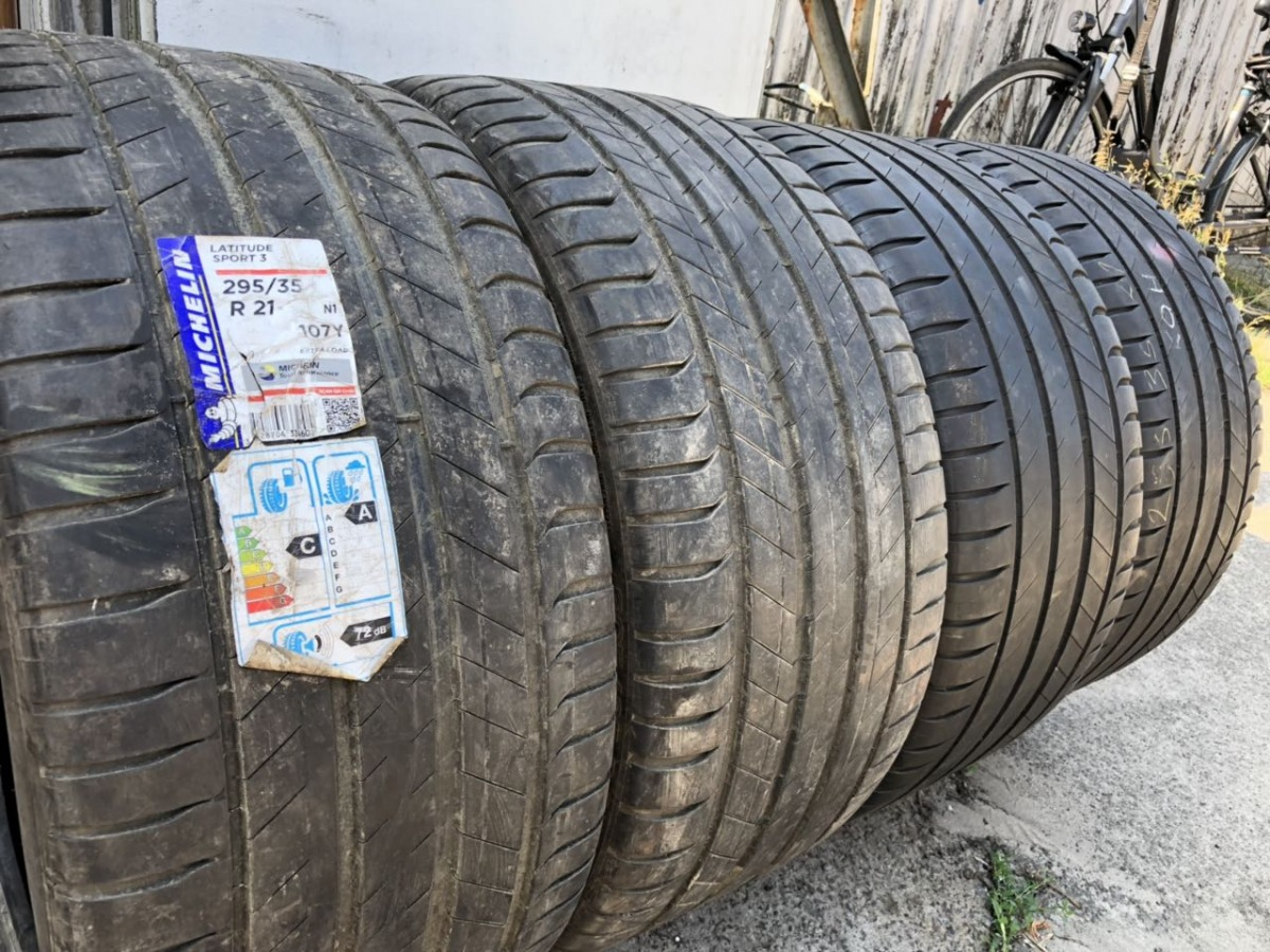 Michelin Latitude  Sport 3 295/35R 21