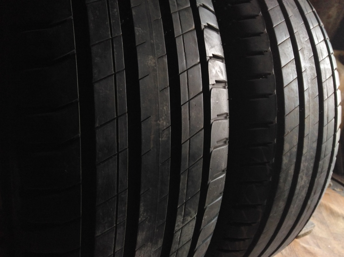 Michelin Latitude Sport 3 235/65R 17